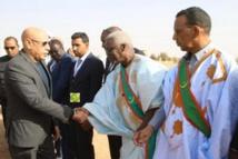 Ould Ghazwani à Rosso : La ruée de tous les laudateurs