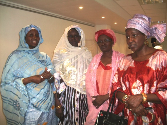 Mantes-La Jolie, samedi 14 juin 2014 : Appel à soutenir la candidature de Monsieur Ibrahima Moctar SARR