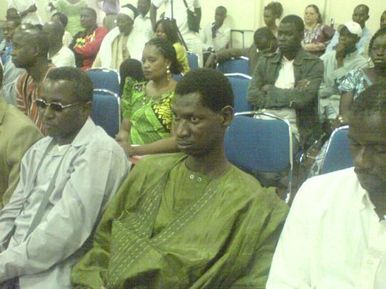 Reportage photos de la journée de l'AVOMM, le 22 juillet 2007 à Paris .