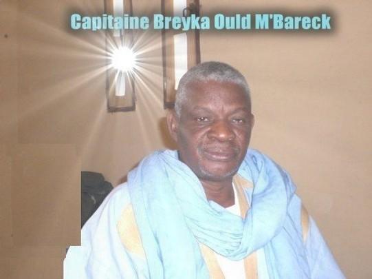 Breyka Ould M'Bareck la vie d' un résistant (L'interview)