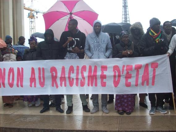 Nous n'avons pas oublié les massacres et déportations des noirs mauritaniens au Sénégal et au Mali d'avril 1989 (reportage photos de la manif de 2019 à Paris).)