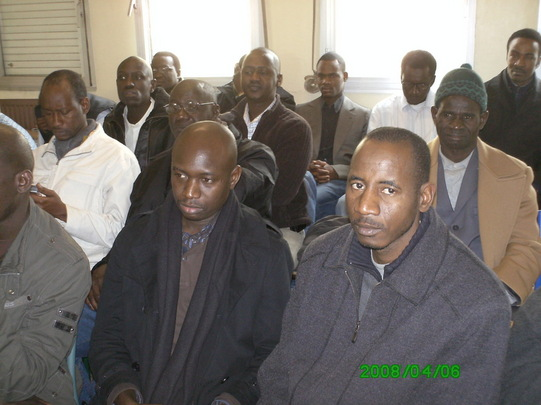 Assemblée générale de l'AVOMM du 6 avril 2008 en images