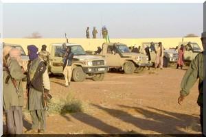 Alerte militaire au Hodh Charghi, après l'enlèvement de quatre personnes