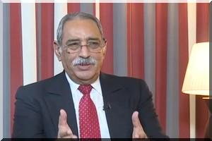 Ely Ould Mohamed Vall appelle à graver le nom des sénateurs en or