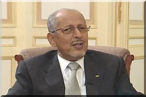 Déclaration de Sidi Mohamed Ould Cheikh Abdallahi, ancien Président de la République Islamique de Mauritanie