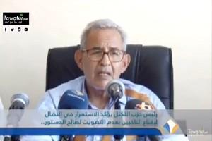 Ahmed O. Daddah : « toutes les composantes de la Mauritanie sont victimes d'injustice »