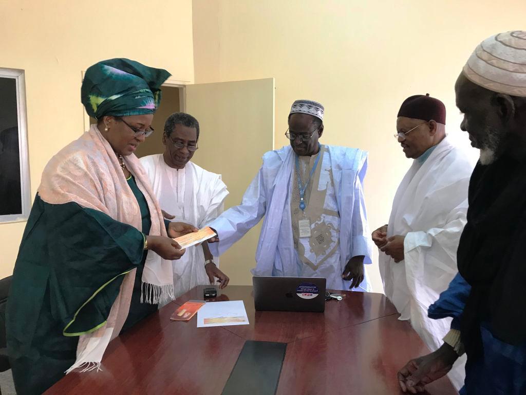 Collectif des Cadres Mauritaniens Expatriés (CCME): Communiqué de presse