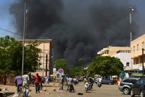 Burkina: la capitale Ouagadougou visée par de nouvelles attaques