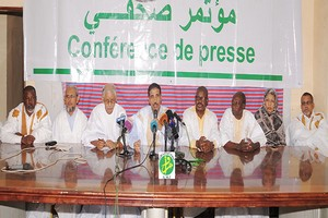 Mauritanie: une partie de l'opposition milite pour la dissolution de la Céni