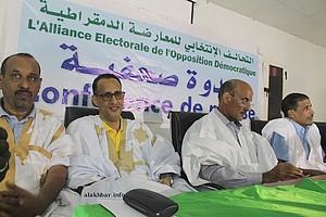 Mauritanie : L'opposition se réunit sur fond de prolongement des concertations sur le candidat unique