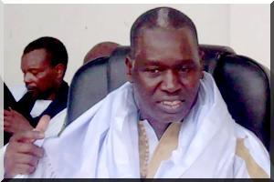 Coalition Vivre ensemble, Hamidou Baba Kane intronisé le 20 avril 2019