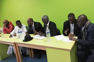 Assemblée générale de la Coalition Vivre Ensemble France