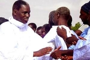 Le candidat Kane Hamidou Baba tient un meeting électoral à Bababé