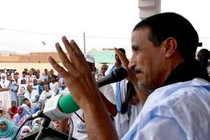 Présidentielle en Mauritanie: Mohamed Ould Maouloud en campagne à Atar