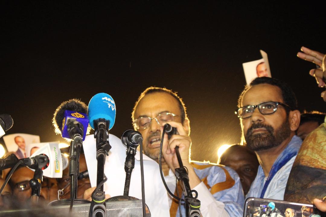 Mauritanie : Le candidat O. Boubacar s'engage à régler la question du Passif humanitaire
