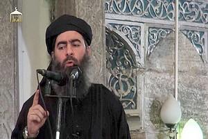 Le chef de l'organisation Etat islamique, Abou Bakr Al-Baghdadi, présumé mort après un raid américain en Syrie