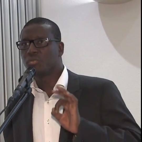Humpito reçoit ce dimanche 16 février 2020 Bocar Oumar BA, Secrétaire national en charge de la diaspora de l'AJD-MR.
