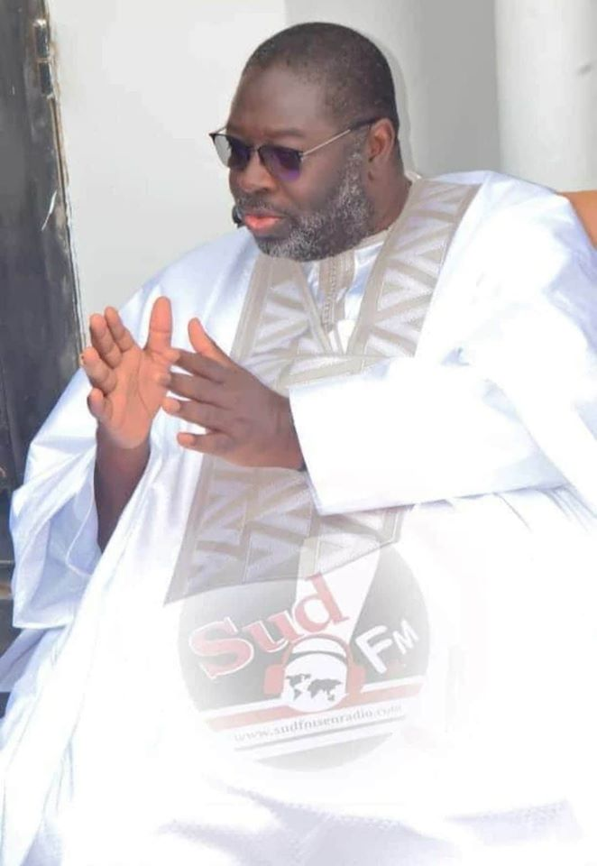 Adieu Babacar l'Africain! par Kaw Touré