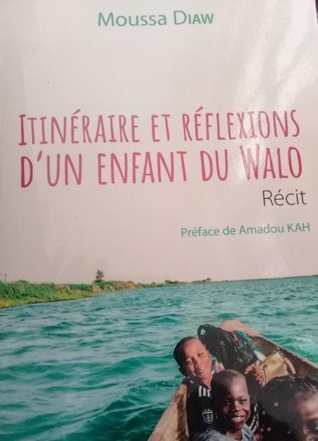 Sortie du livre « Itinéraire et Réflexions d'un enfant du Walo » de l'enseignant-chercheur Moussa DIAW