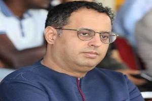 Ahmed Yahya ould colonel lekwar, rencontrera la presse à Nouakchott.