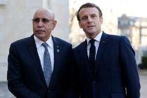 Tchad - le président Ghazouani et ses homologues du G5 Sahel se réunissent avec Macron