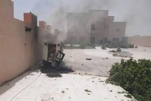 R'Kiz : des manifestants ont incendié des locaux de l'administration et ont pillé les domiciles d'élus