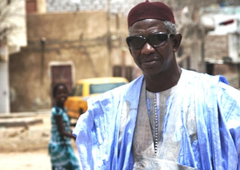 """Ibrahima Moctar Sarr, président de l'AJD/MR et député à l'assemblée nationale, en exclusivité à """"Projecteurs""""."""