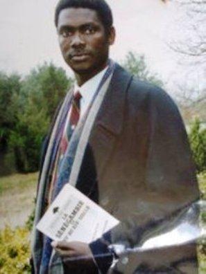 Professeur Saidou Kane.  RIP