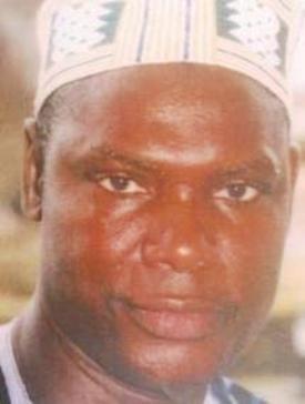 Professeur Saïdou Kane RIP
