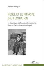 (Vient de paraître-1) HEGEL ET LE PRINCIPE D'EFFECTUATION / Hamdou Rabby Sy