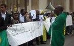 Le film de la manifestation de Paris du Dimanche 10 Août 2008 contre le coup d'Etat en Mauritanie