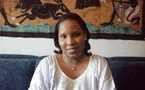 L'entretien de Madame Roughi Dia à Projecteurs