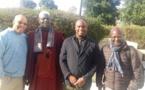 Le président et le porte-parole de l'AVOMM ont rencontré la délégation américaine des militants des Droits de l'Homme expulsée de  Mauritanie