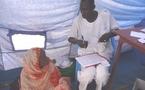 Reportage photos de la journée du 18 février 2010 Caravane de santé (Dabaye M'Bagnik)