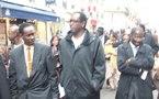 AVOMM à la commémoration des déportations le 25 avril 2009 à Paris (PHOTOS).