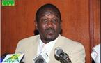 """""""Rencontre avec ...."""" reçoit Ousmane Abdoul SARR, Président de AVOMM, Aide aux Veuves et Orphelins de Militaires mauritaniens"""