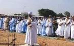 Le chef de l'Etat assiste à la prière de la fête d'El fitr