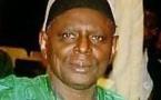 Projecteurs reçoit le doyen Murtodo Diop (Novembre 2005)