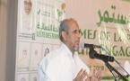 Le chef du parti islamiste (Tawassoul) répond aux déclarations du président Ould Abdel Aziz