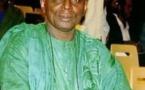 Mourtoudo Diop, tournage à Mantes-la-Jolie le 6 février 2005.