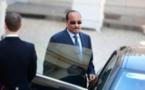 Le Président de la République se rend à Paris