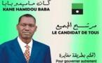 Vendredi 26 avril 2019 au stade de Basra à 16H : meeting populaire pour investir Dr Kane Hamidou Baba
