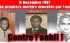 6/12/1987 Contre l'oubli !