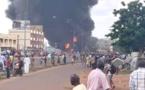Mali : sept morts et 46 blessés dans l'explosion d'un camion-citerne à Bamako (gouvernement)