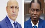 Le Président de la République reçoit le leader de la Coalition Vivre Ensemble (CVE)
