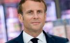 A Monsieur Emmanuel Macron Président de la République française